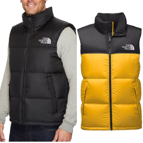 2c5128a8ac2e The North Face Mens Novelty Nuptse Down Vest Sz XS.  M 5b9a218a2beb79b09fb8e90e